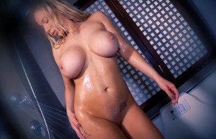 Image Olivia Austin salió de la ducha directa a por el rabo de su hijastro